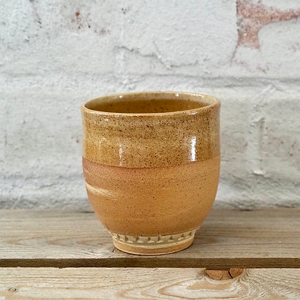 Carved Agate Cup