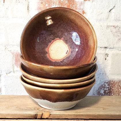 Drippy Celestial Tan Bowl