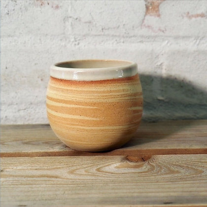 White Agate Cup