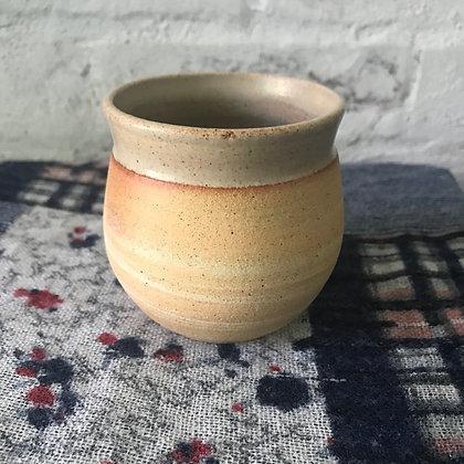 Gold Agate Pot 2