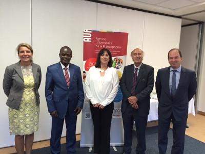 Une entente de partenariat entre l'AUF et la fondation BDA