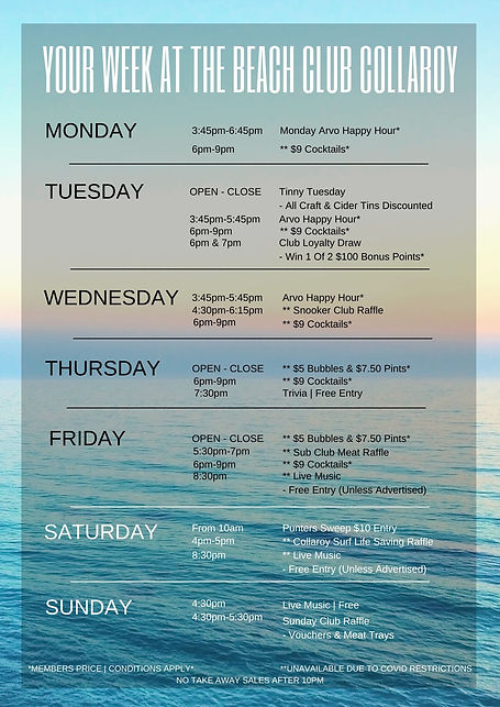 Oct - Your Week At The Beach Club.jpg
