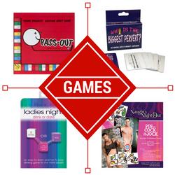 Ladies Night Games