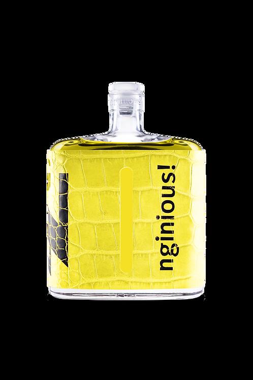 Gin, Gelb, Gelber Gin, Kurkuma, Zitrone, Ingwer, Brennerei, Schweiz, nginious, Colours
