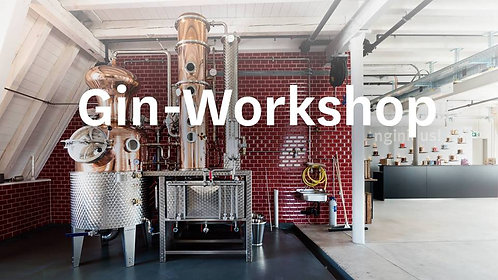 Gin Workshop