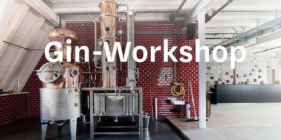 Gin Workshop (Plus) (23.11.21)
