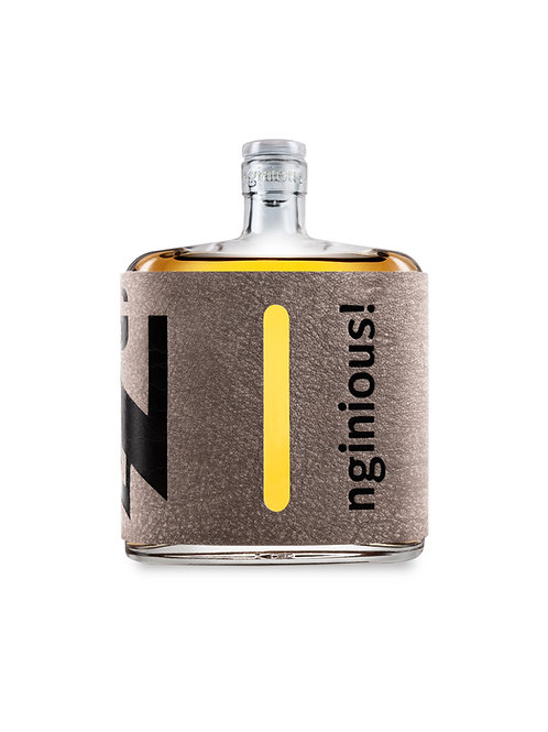 Swiss Blended Gin, Vermouth, Fassreife, Gin, Cask, nginious, Bitterorange