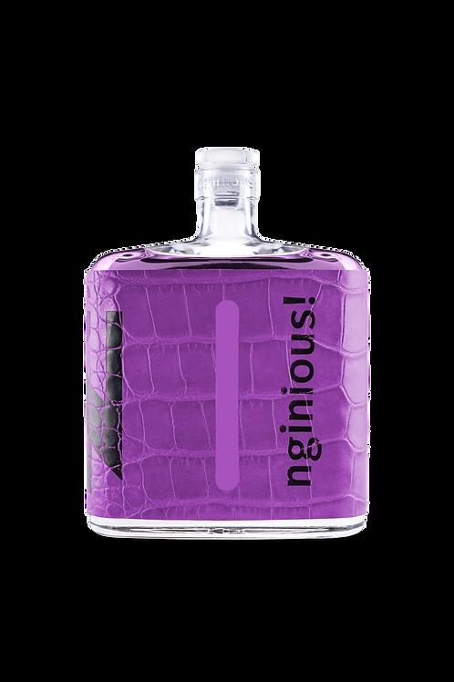 Gin, nginious, Violett, Violetter Gin, Schokolade, Veilchen, Pfeffer, Schweiz, Swiss Gin, Colours