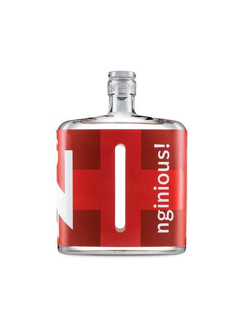 Swiss Gin, Blended, Kräuternote, herb, Schweizer Gin, Alpenkräuter, Basel