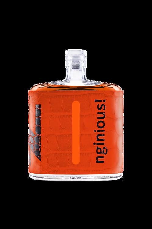 Gin, Orange, Orange Gin, Safran, Sanddorn, Brennerei, Basel