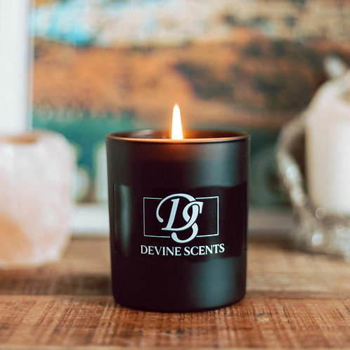 Luxury Soy Fragrance Oil Candle