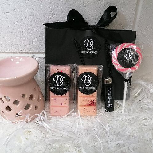 Pretty Pink Gift Set