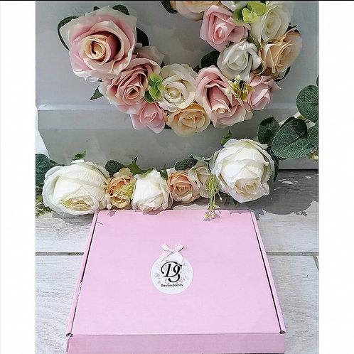 Gift box with 4 wax melt bars