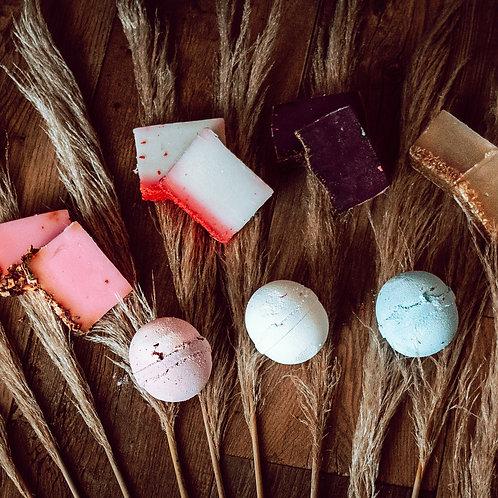 Handmade Face & Body Soap