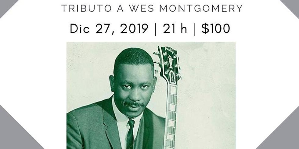 Tributo a Wes Montgomery | Rodrigo Bernal Quartet