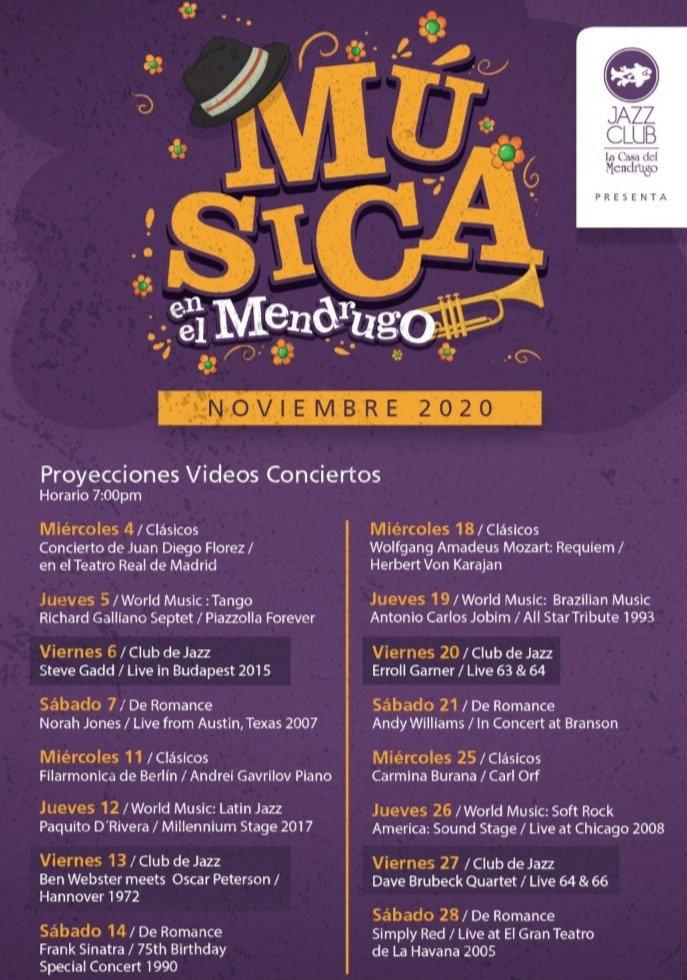 conciertos música Mendrugo Puebla