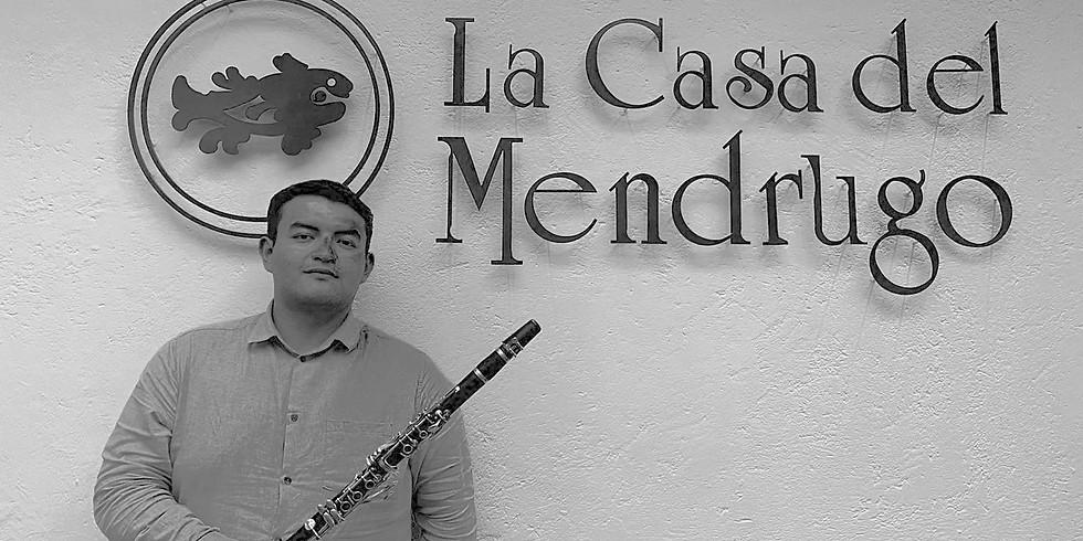 Concierto de Clarinete con Jorge Alvarenga