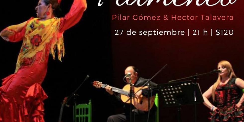 Noche de Flamenco | Pilar Gómez & Hector Talavera
