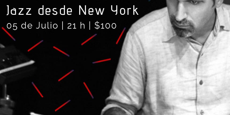 Alex Kautz Trío en Concierto | Jazz desde Nueva York