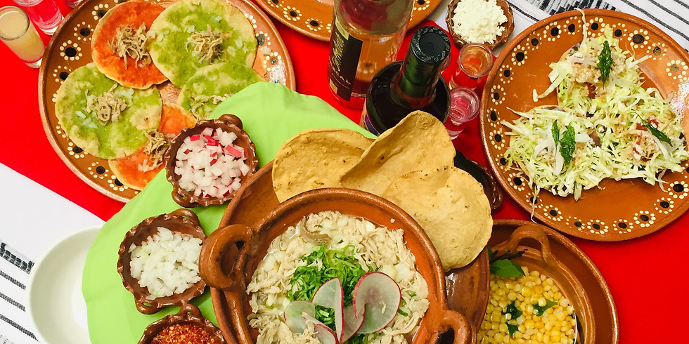 Noche Mexicana en La Casa del Mendrugo