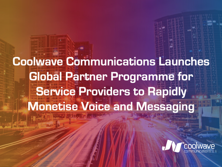 Coolwave Communications Launches Global Partner Programme