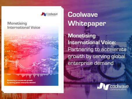 Coolwave Whitepaper - Monetising International Voice