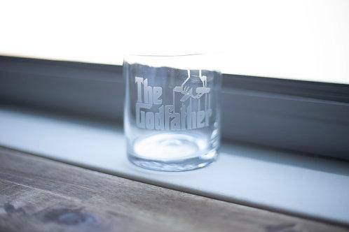 The Godfather Scotch Glass