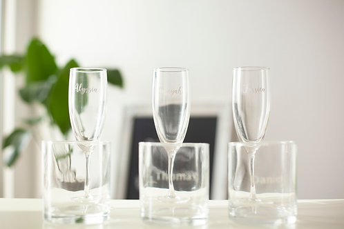 The Glassware Package