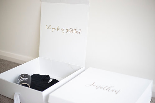 Will you be my Godparent? (1 Box)