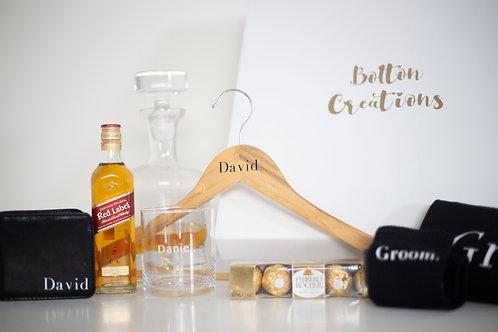 The Luxurious Groom's Box