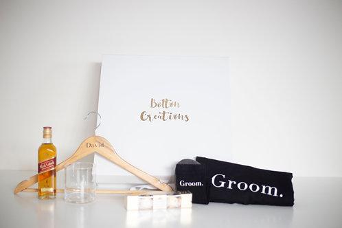 The Simple Groom's Box