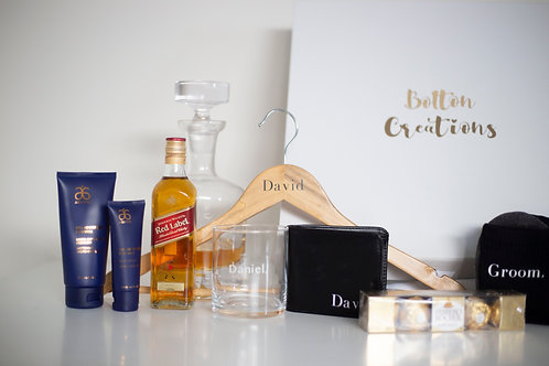 The Ultimate Groom's Box