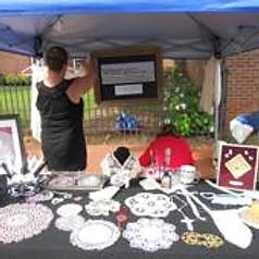 Lace Display & Demo Warrenton VA