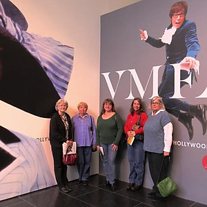 VA Museum of Fine Arts Hollywood Costume Exhibit