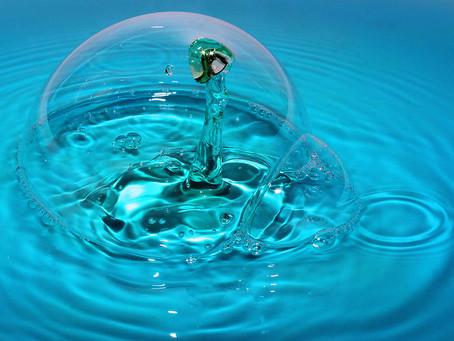 N'oubliez pas de garder une bulle d'oxygène...