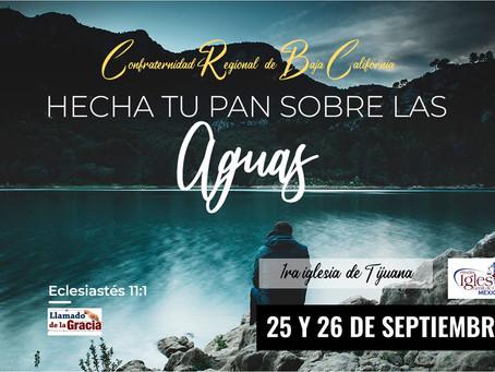 Confraternidad Regional de Baja California 2021