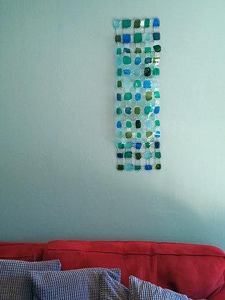 Blue Green Wall Art