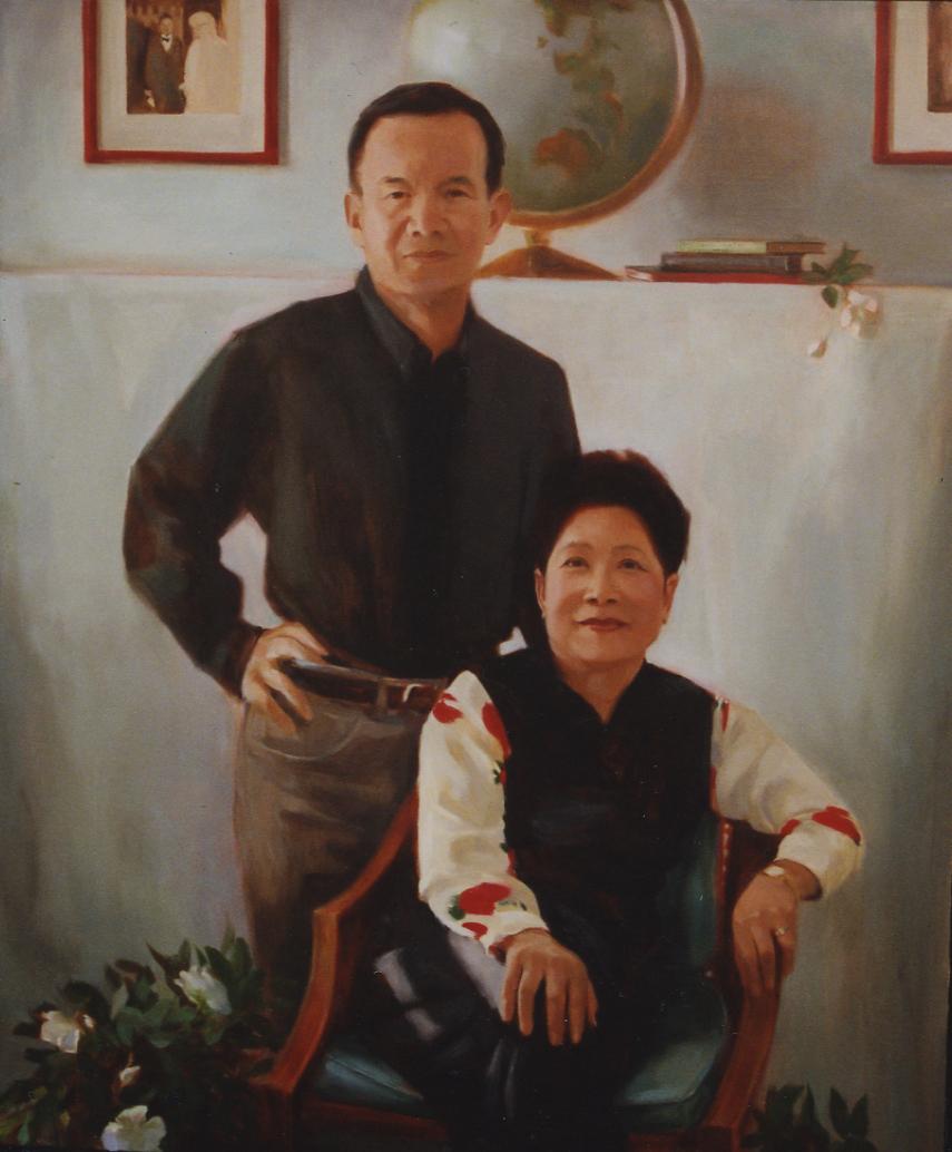 Dr. & Mrs. Fong