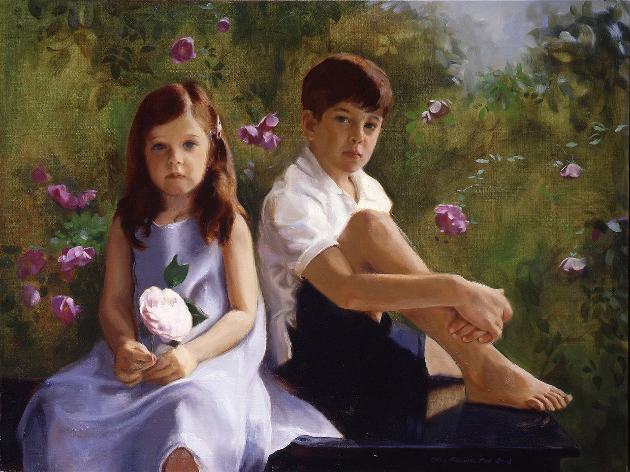 Lili & Isaac