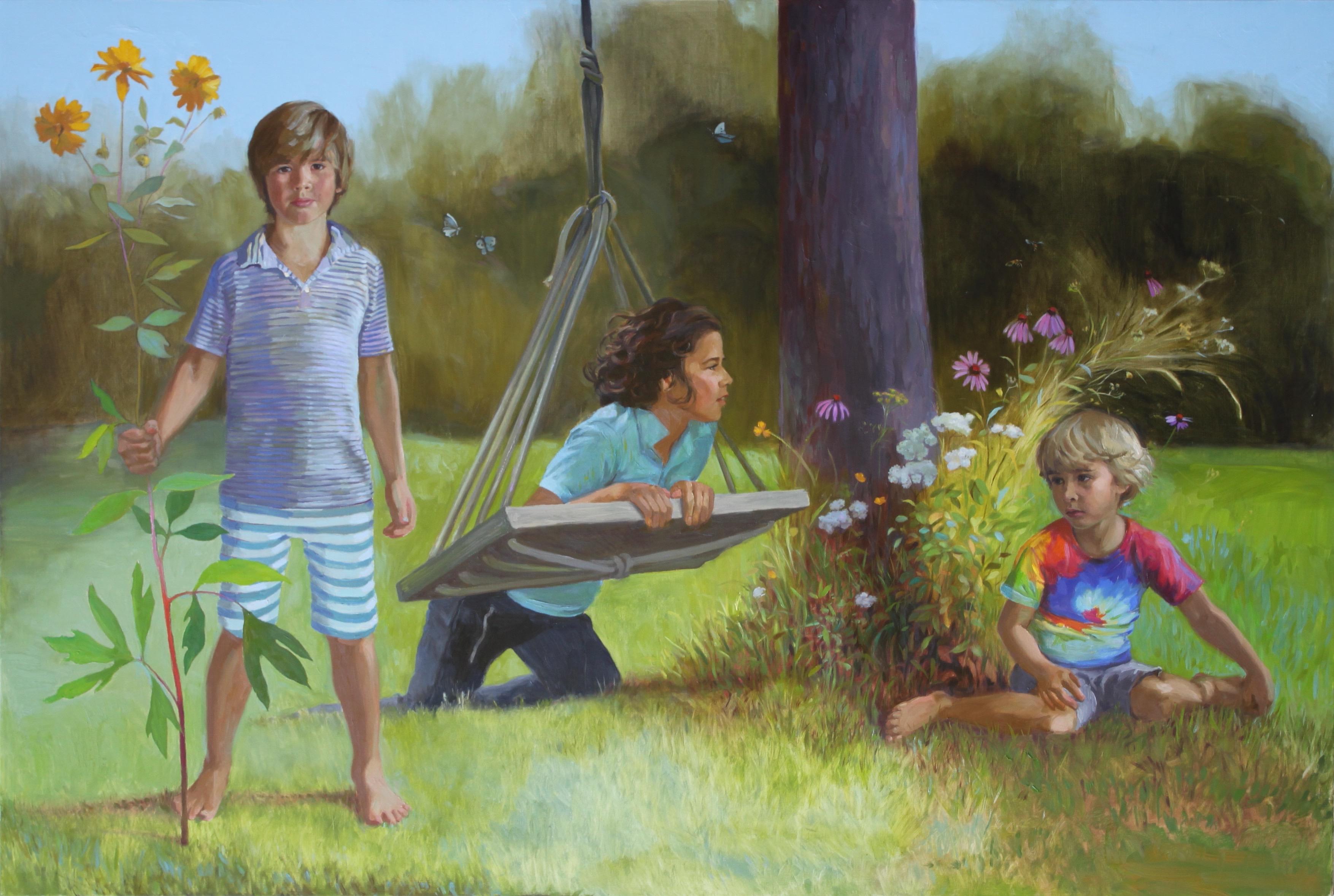 Noah, Arthur & Jacob
