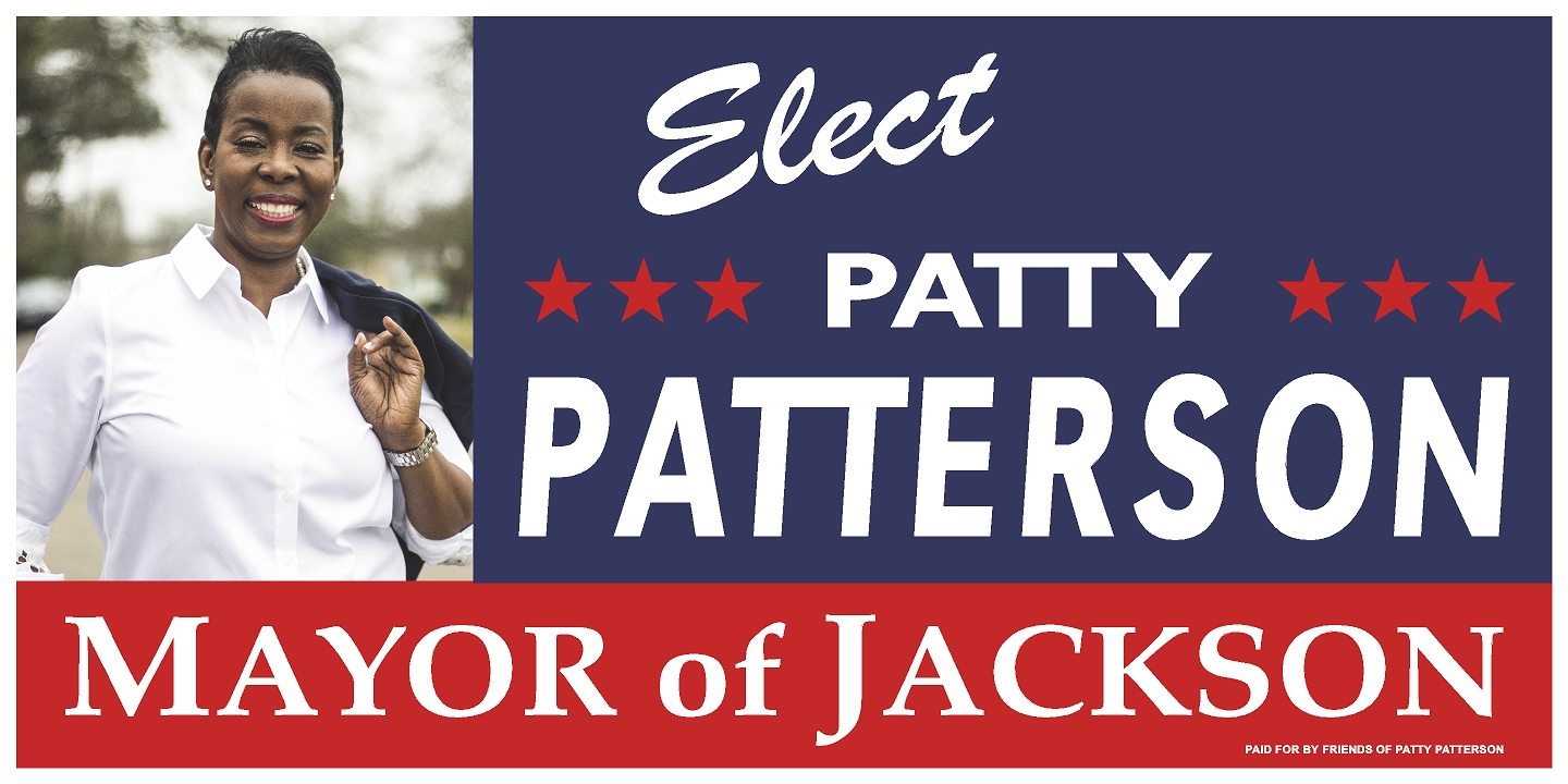 Patty for Mayor