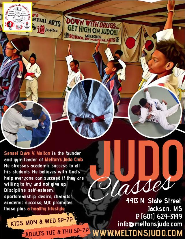 Melton's Judo Club