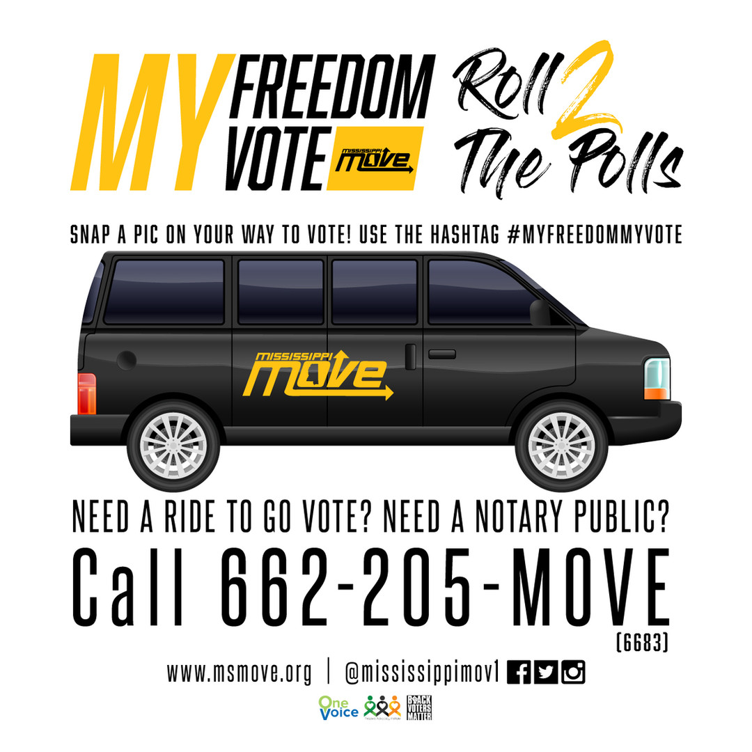 Free Rides to the Polls!