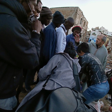 Supporting Refugees In Morocco