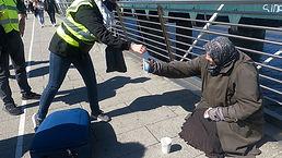 Homeless in Waterloo