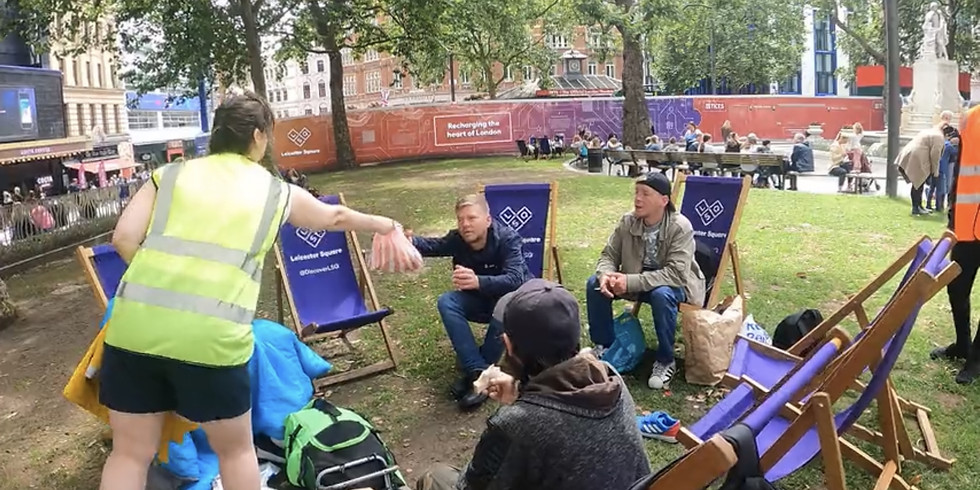 Homeless Outreach - Westminster