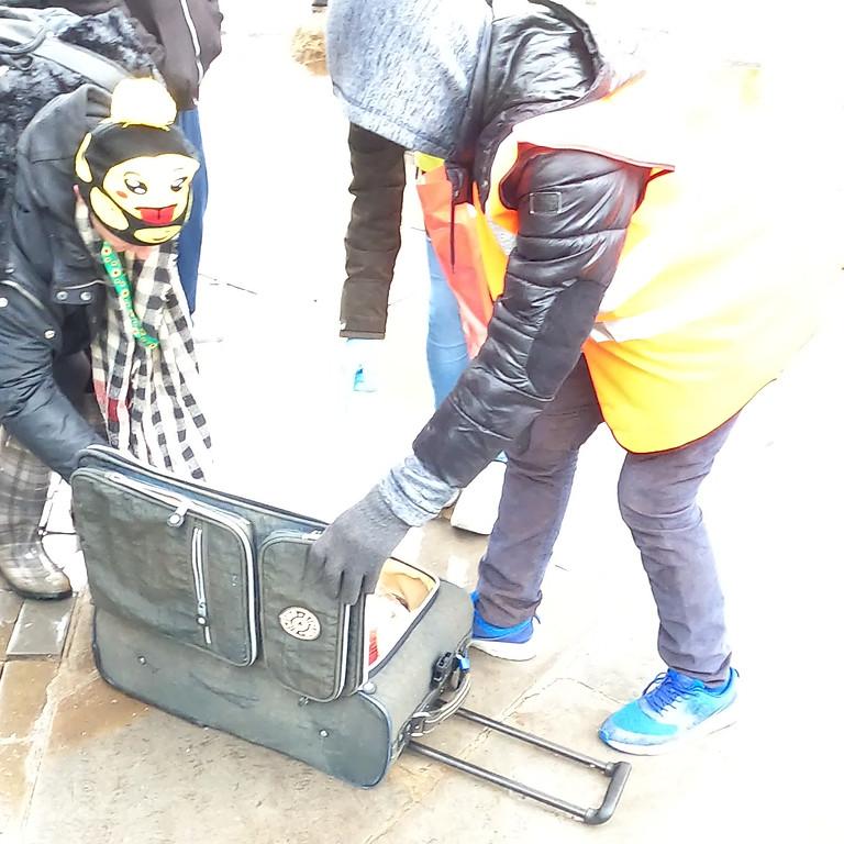 Homeless Outreach - Clapham Common