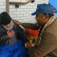 Helping The Homeless In London