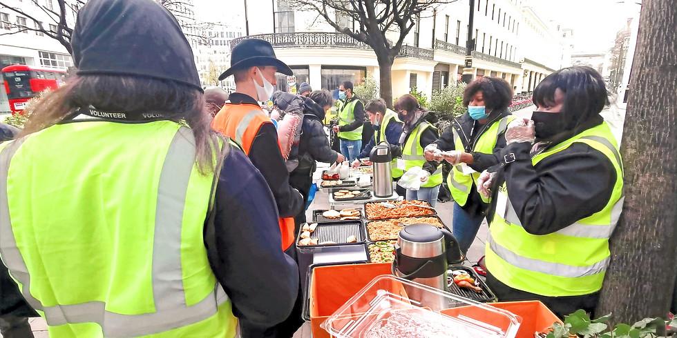 Homeless Outreach - Central London  (1)