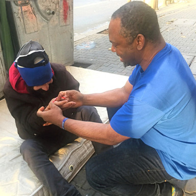 Helping The Homeless In Eastern Europe